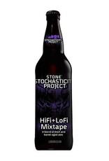 Stone Brewing 'Stochasticity - Hifi+Lofi Mixtape' 22oz