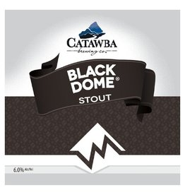 Catawba 'Black Dome' Stout 12oz (Can)