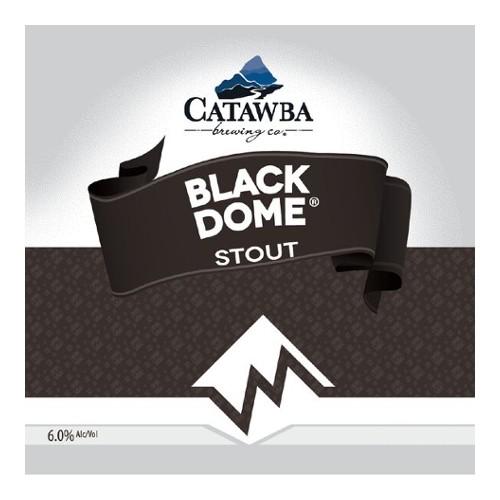 Catawba 'Black Dome' Stout 12oz (Can)