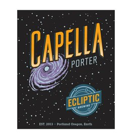Ecliptic 'Capella' Porter 22oz