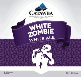 Catawba 'White Zombie' Witber 16oz (Can)