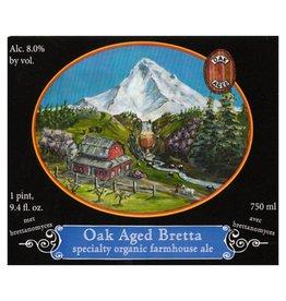 Logsdon 'Oak Aged Bretta' Ale 750ml