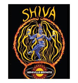 Asheville Brewing Co. Shiva IPA Case (12oz - Box of 24)