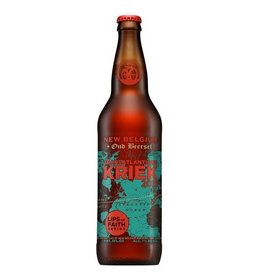 New Belgium Brewing x Oud Beersel 'Transatlantique Kriek - 2015' 22oz