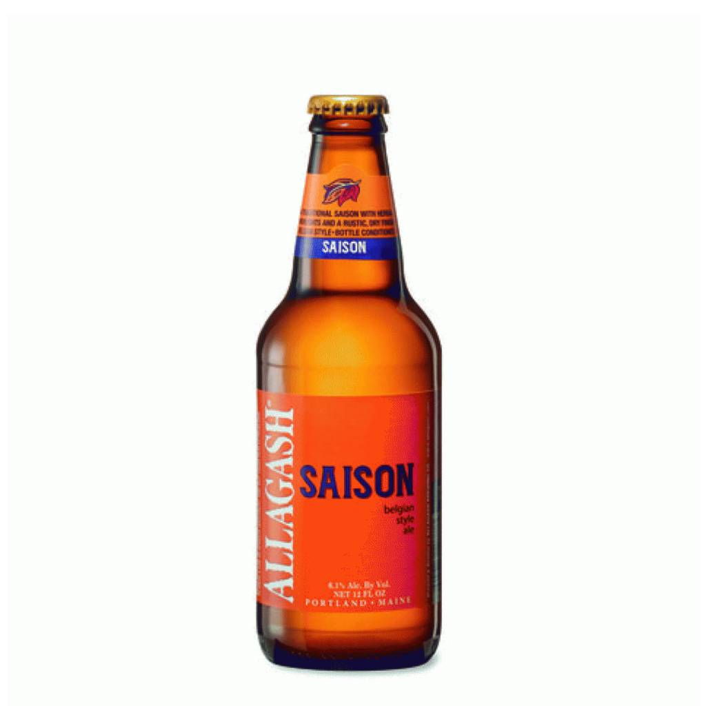 Allagash Brewing Co. 'Saison' 12oz Sgl