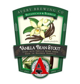 Avery Brewing Co. 'Vanilla Bean' Bourbon Barrel-Aged Stout 22oz