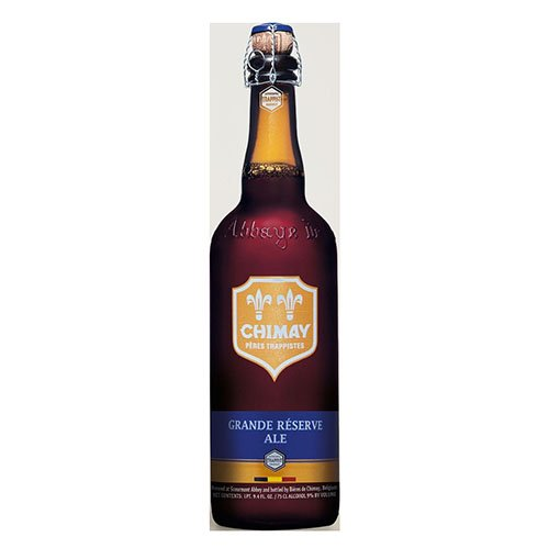 Chimay 'Grande Reserve' (Blue) 750ml