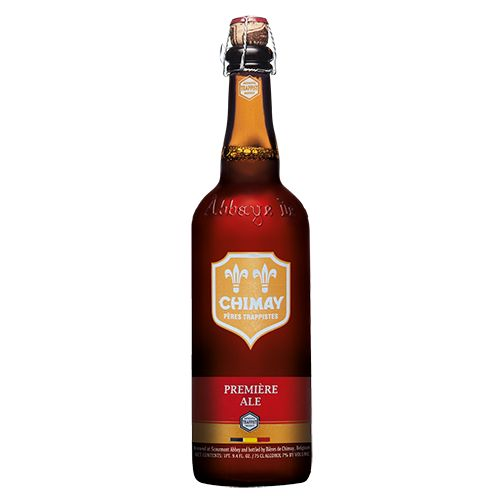 Chimay 'Premiere' (Red) 750ml