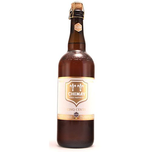 Chimay 'Cinq Cents' (White) 750ml