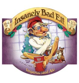 Ridgeway 'Insanely Bad Elf' Ale 330ml