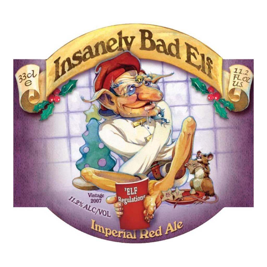 Ridgeway 'Insanely Bad Elf' Ale 330ml