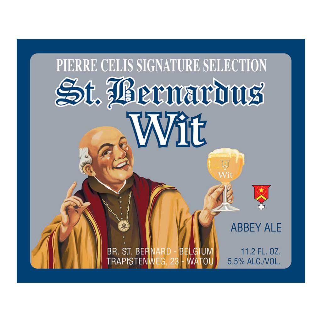 St. Bernardus 'Witbier' 750ml