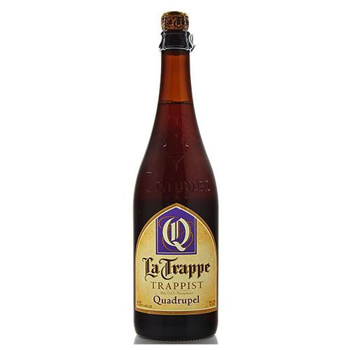 La Trappe 'Quadrupel' Abbey Ale 750ml