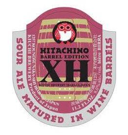 Kiuchi Hitachino Nest Barrel Aged XH' Sour Ale 330ml