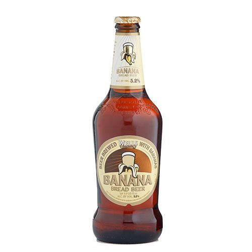 Wells & Young's 'Banana Bread Ale' 500ml