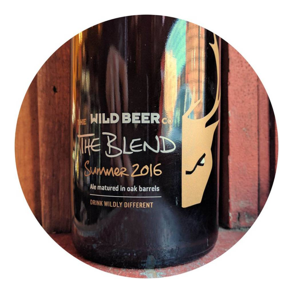 Wild Beer Co. 'The Blend - 2016' 750ml