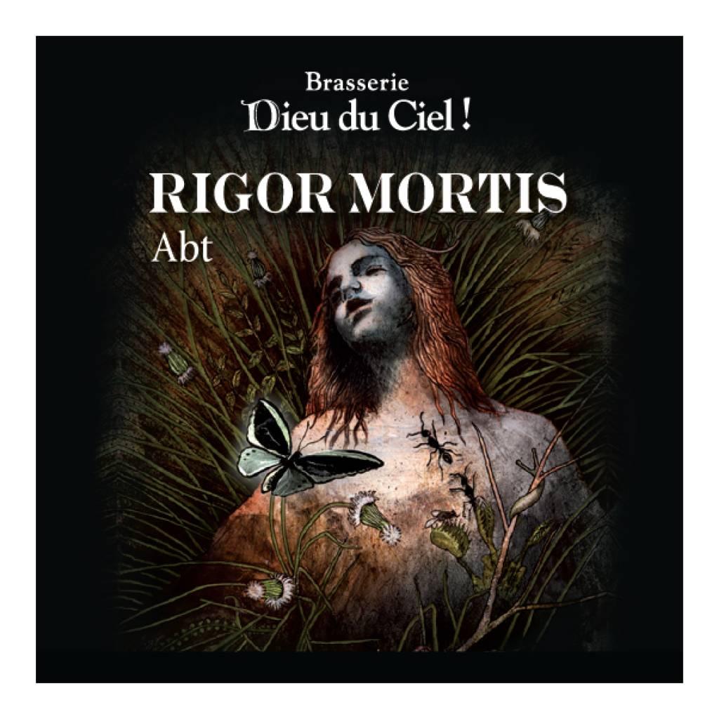 Dieu du Ciel! 'Rigor Mortis Abt 12' Belgian Abbey Ale 12oz Sgl