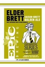 Epic x Crooked Stave 'Elder Brett' Golden Ale 22oz