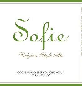 Goose Island 'Sofie' 750ml