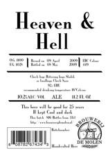 De Molen 'Heaven & Hell' Imperial Stout 330ml