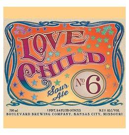 Boulevard Brewing Co. 'Love Child No. 6' Barrel Aged Sour Ale 750ml