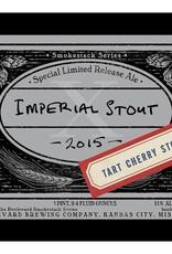 Boulevard Brewing Co. 'Imperial Stout X - Tart Cherry 2015' 750ml