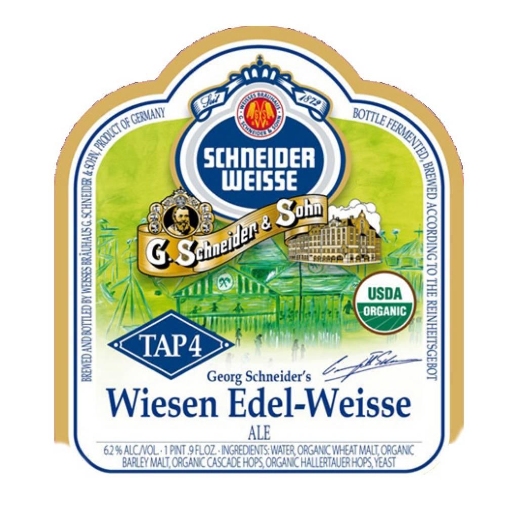 Schneider 'Tap 4 - Weisen Edel-Weisse' Organic Ale 500ml