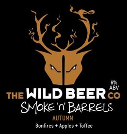Wild Beer Co. 'Smoke & Barrel Autumn' 750ml
