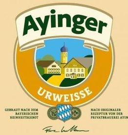 Franziskaner 'Ayinger Ur-Weisse' 500ml