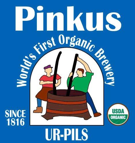 Pinkus Mueller 'UR Pilsner' 500ml