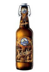 Monchshof 'Kellerbier' Unfiltered German Lager 500ml
