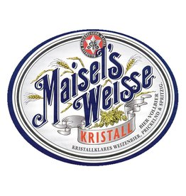 Maisel's 'Weisse Kristall' 500ml