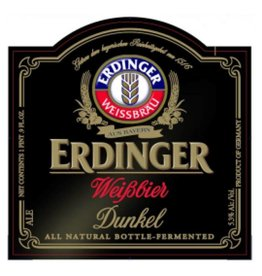 Erdinger 'Hefe-Weizen Dunkel' 500ml
