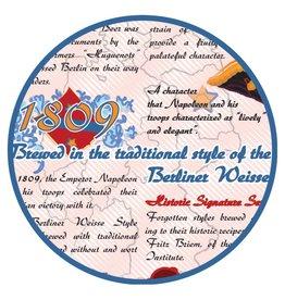 Fritz Briem '1809 Berliner Weisse' 500ml