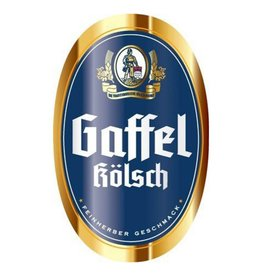 Gaffel Becker & Co. 'Kolsch' 12oz Sgl
