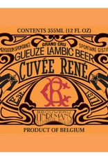 Lindemans 'Cuvee Rene' Gueuze 750ml