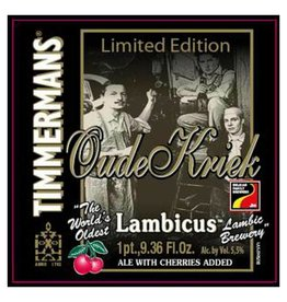 Timmermans 'Oude Kriek Lambicus' 750ml