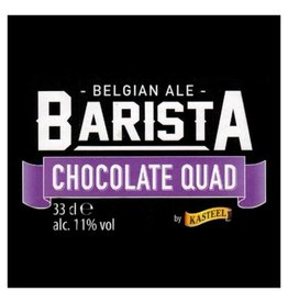 Van Honsebrouck Barista' Chocolate Quad 330ml