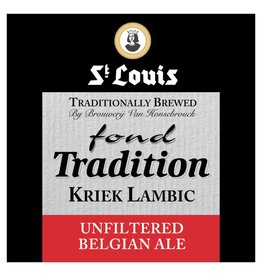 Van Honsebrouck 'St. Louis Fond Tradition Kriek' 375ml