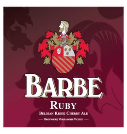Verhaeghe Barbe Ruby' 330ml