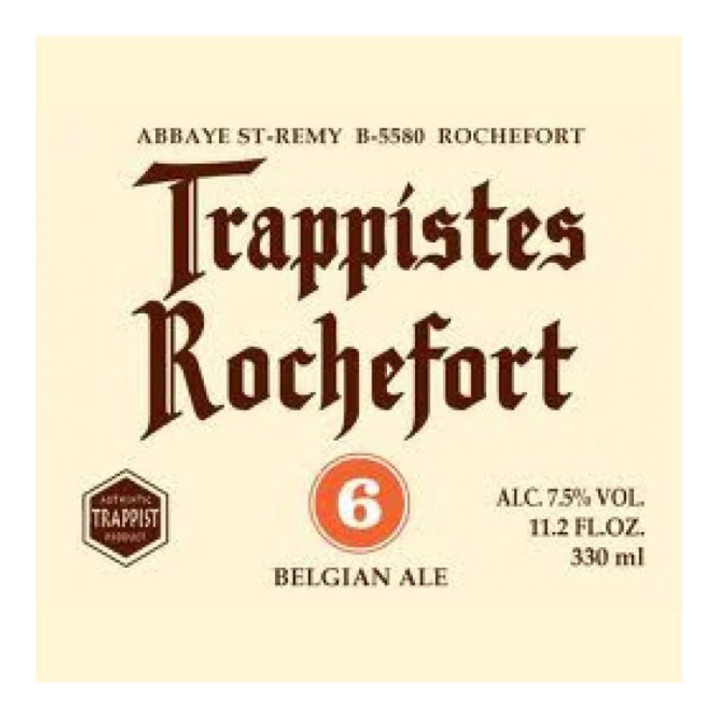Rochefort '6' Belgian Ale 330ml