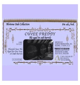 Alvinne Cuvee Freddy' 330ml