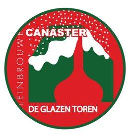 De Glazen Toren 'Canaster' 750ml