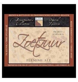 De Proefbrouwerij 'Zoetzuur' Flemish Ale 750ml