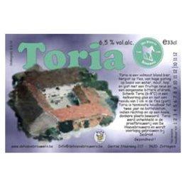 De Hoevebrouwers 'Toria' Blonde 330ml