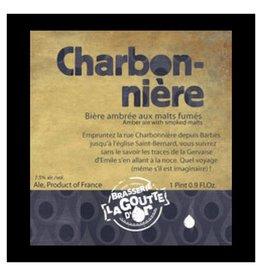 De La Goutte d'Or 'Charbonniere' 500ml