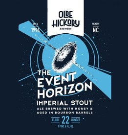 Olde Hickory Brewery 'Event Horizon - 2017' Imperial Stout 22oz