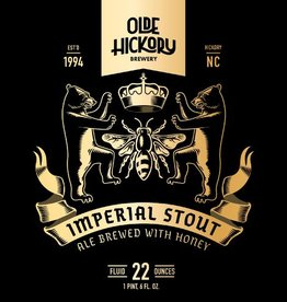 Olde Hickory 'Imperial Stout - 2017' 22oz