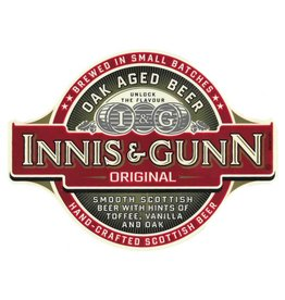 Innis & Gunn 'Original' Oak Aged Scotch Ale 12oz Sgl