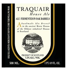 Traquair 'House Ale' 500ml